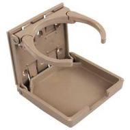 Adjustable Cup Holder - Tan