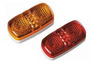 LED Duo Clearance / Side Marker Light (Amber)