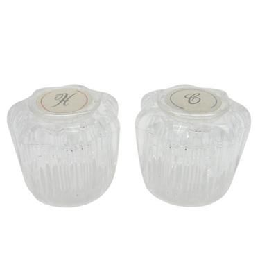 Faucet Knobs (Clear)